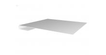 Металлические доборные элементы для фасада в Калуге Планка завершающая простая 65мм
