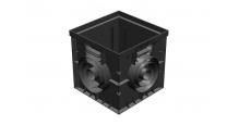 Дренажные системы Gidrolica в Калуге Точечный дренаж. Дождеприемник пластиковый 300*300