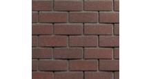 Фасадная плитка HAUBERK в Калуге Обожжённый кирпич