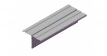 Фасадные профили GrandLine в Калуге Профиль вертикальный Т-образный