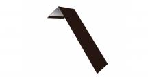 Металлические доборные элементы для фасада в Калуге Планка лобовая/околооконная простая 190х50